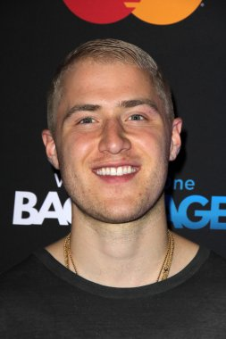 Mike Posner - actor
