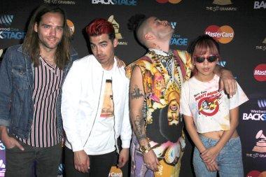 DNCE  - American pop rock band