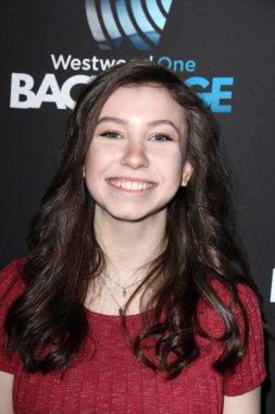 Katelyn Nacon - actress