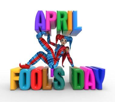 April Fools Day Clipart