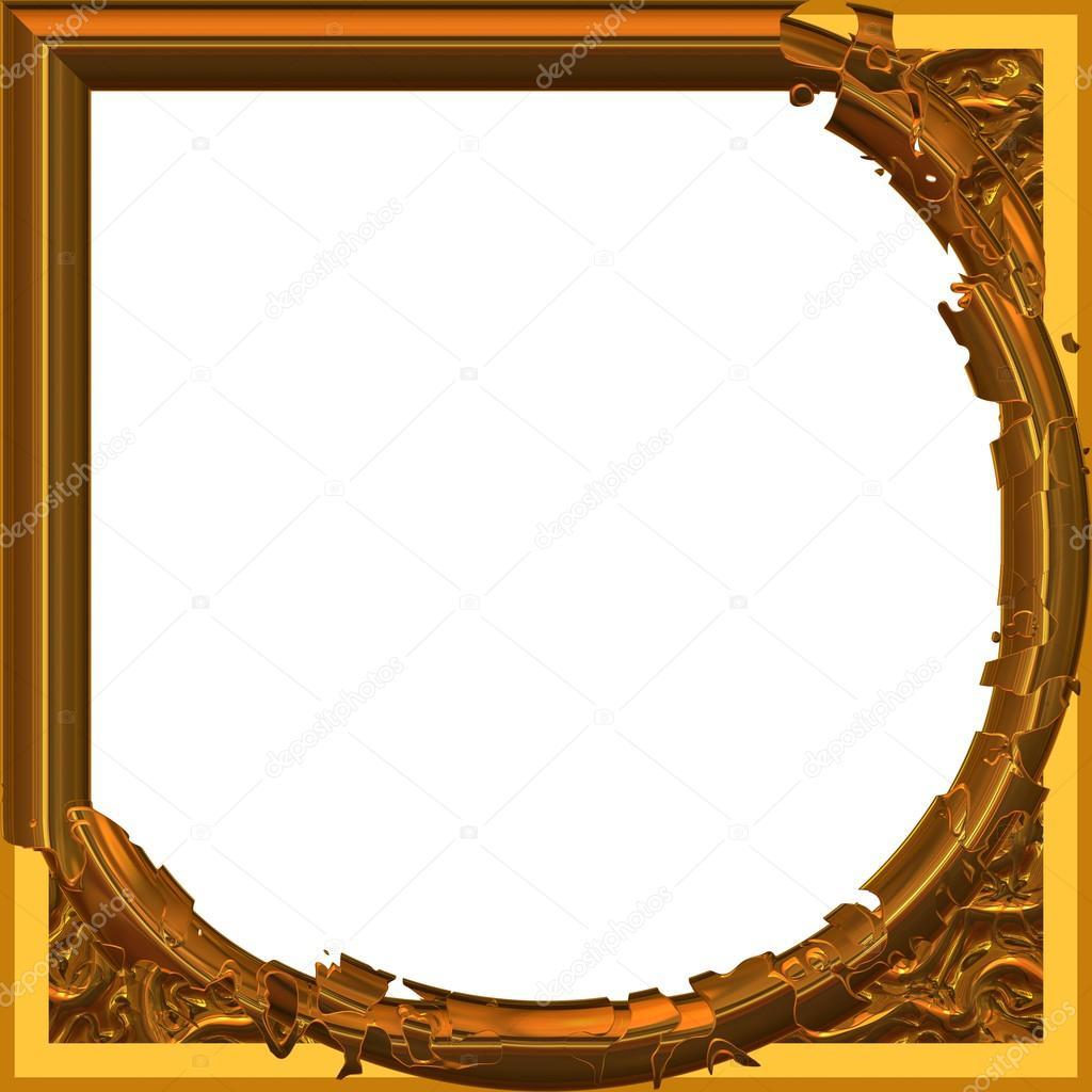 marco para la pintura — Fotos de Stock © vik173 #72830115