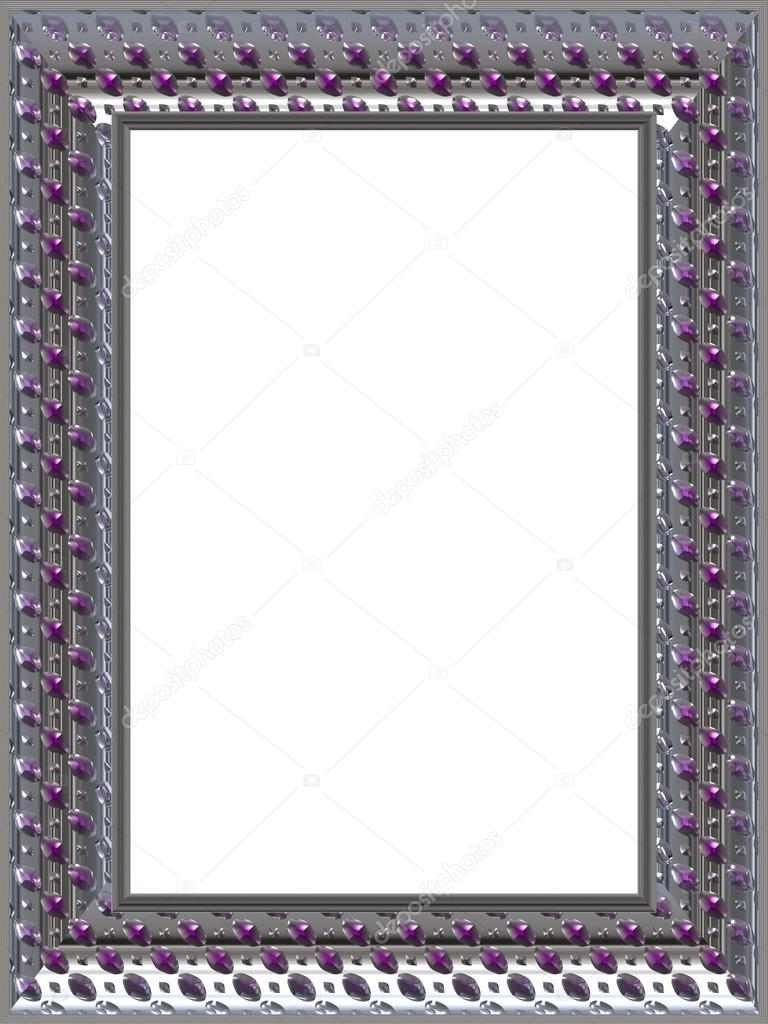 Frame For Painting — Stock Photo © vik173 #72830639