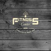 Fitness Club Abzeichen Logos und Etiketten