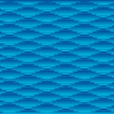 Abstract blue pattern.