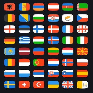 Flag of world