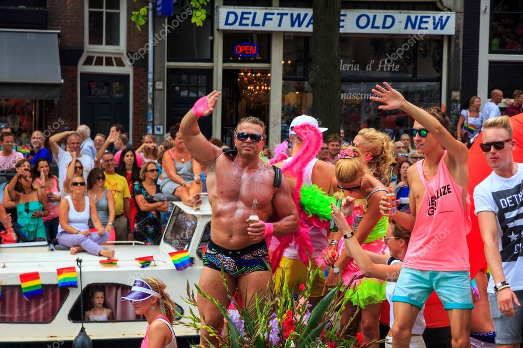 Discover the queer gay heart of a'dam