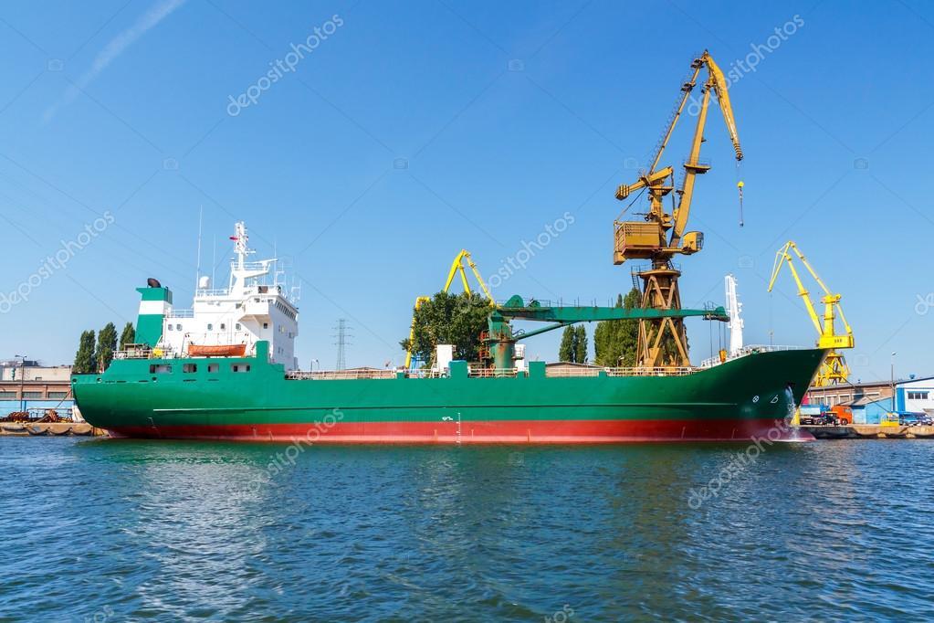 Чертежи и фото судна снабжения гданьск