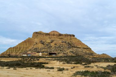 Shepperds in Bardenas