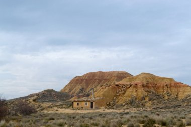 House in Bardenas