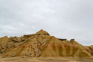 Rocks in Bardenas