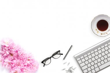 Styled Desktop Mockup photograph
