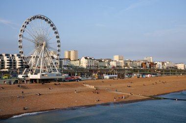 Brighton Seaside and Ferries