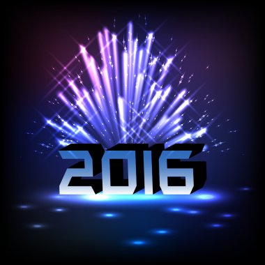 2016 New Years Background