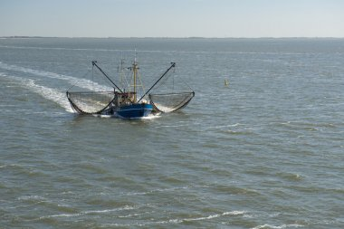 Dutch fishing boat