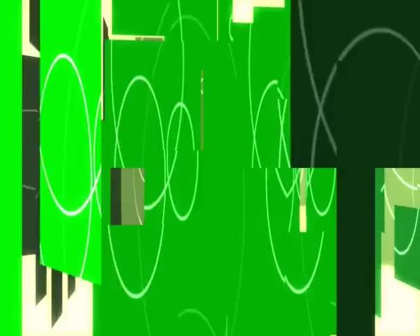 Bewegungshintergrund mit Computergrafik