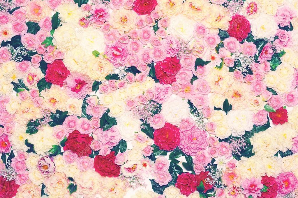 Fondo Flores Colores Fondo De Flores Colores Pastel Suaves