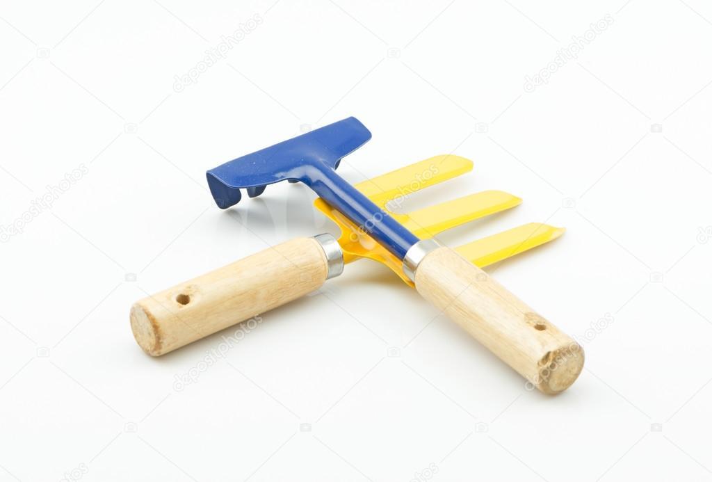 Metal Garden tools