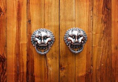 Ancient Chinese door knocker