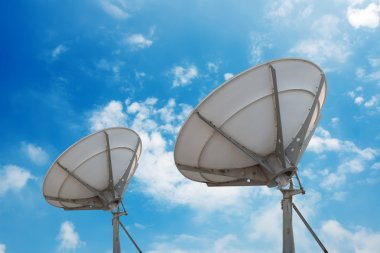 satellite dish antennas