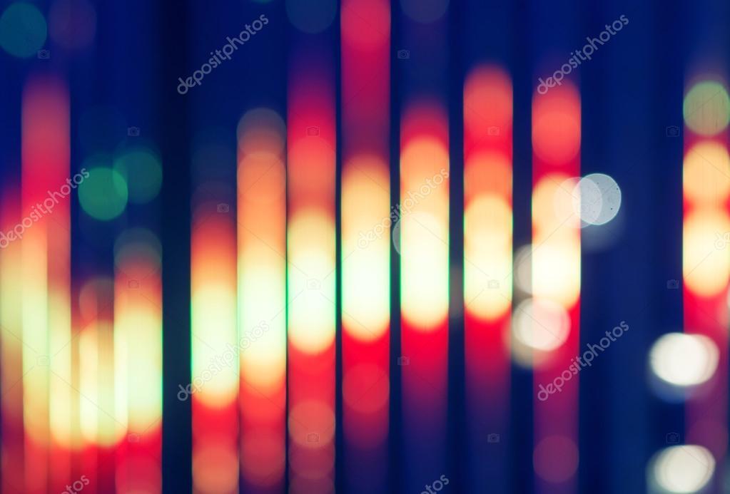 Christmas blurred lights background