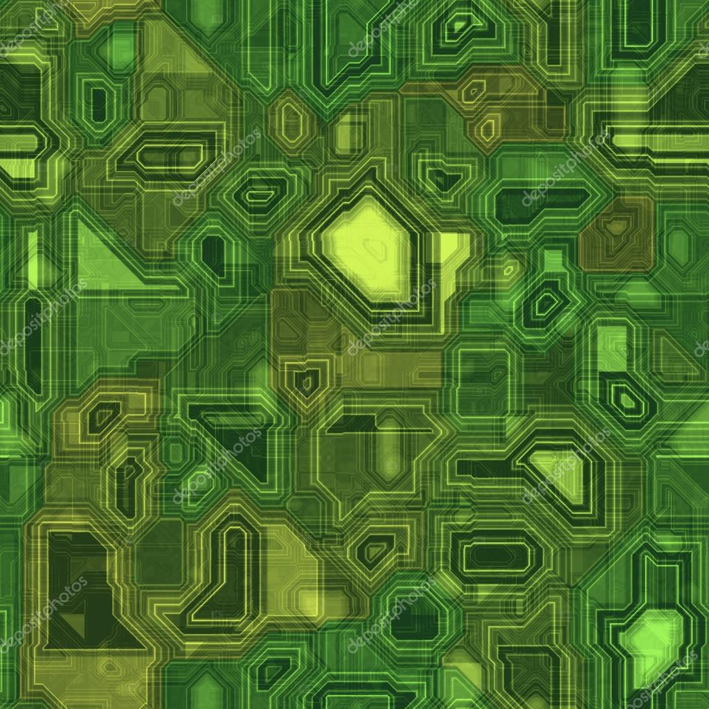 Printed Circuit Board Seamless Texture Tile Stock Photo Detail Of A Royalty Free Image