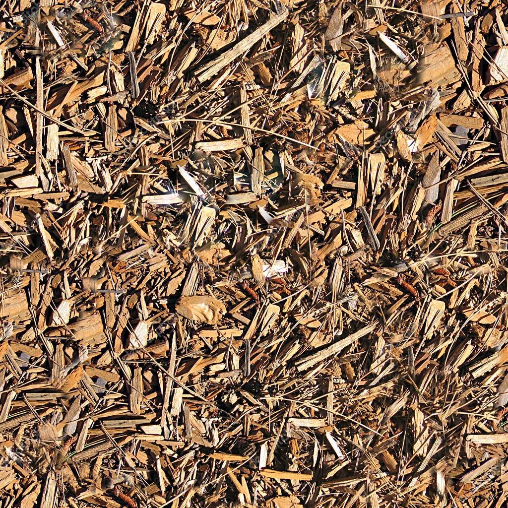 Mulch Seamless Texture Tile