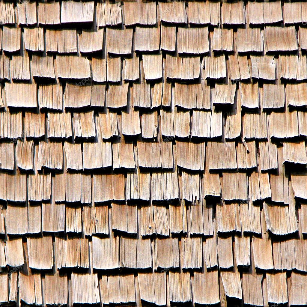 Cedar Shake Wood Shingles Seamless Texture Tile Stock