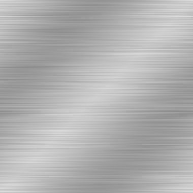 Stainless Steel Brushed Metal Seamless Texture Tile