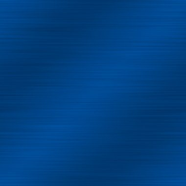 Royal Blue Anodized Aluminum Brushed Metal Seamless Texture Tile