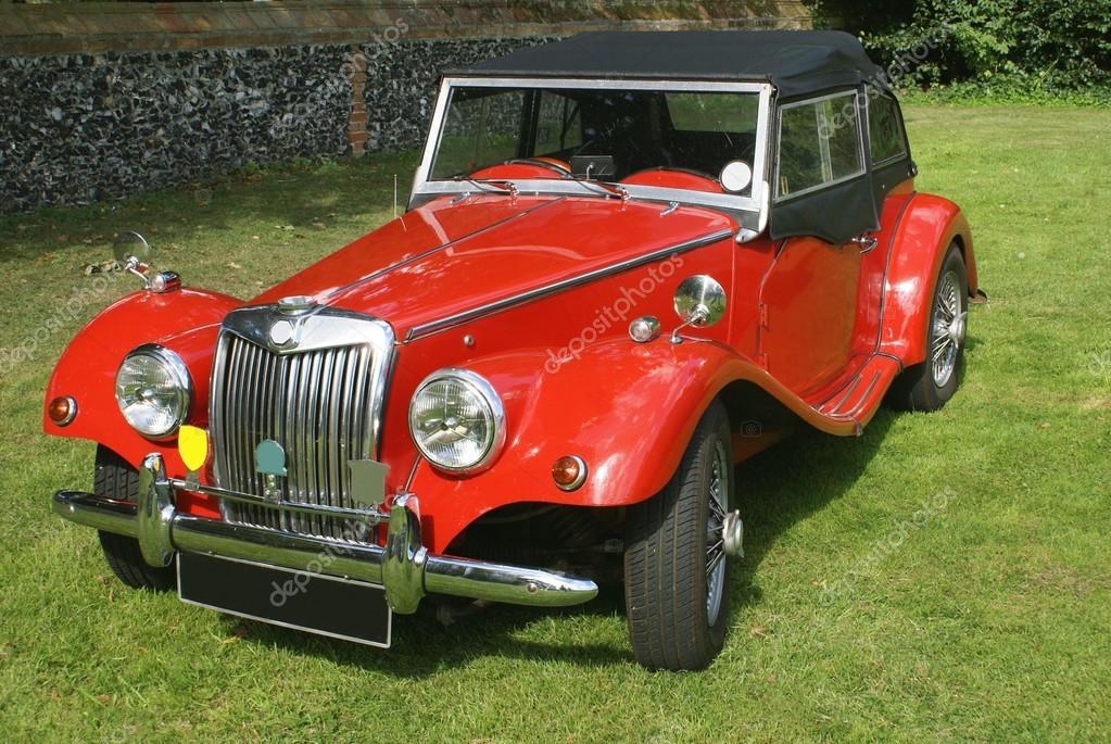 Vintage veteran classical car — Stock Photo © rose4 #105760690
