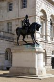 Photo Lord Roberts of Kandahar statue, Horse Guards Parade, London, England