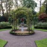 Розовый Сад, Уорикский замок, Уорик, Уорикшир, Англ&#x