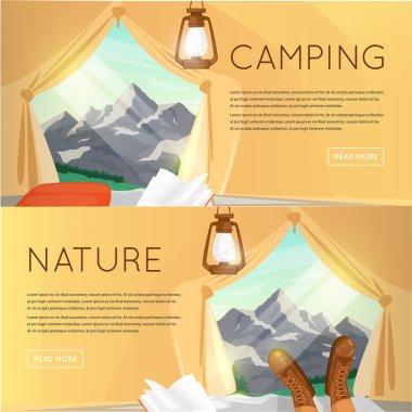 Outdoor activities and Summer adventure