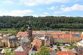 Fényképek Városkép a Szent János-templom, a szász Svájc, Bad Schandau