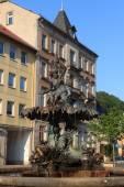 Fényképek Küldése szökőkút Bad Schandau, szász-Svájc