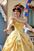 Belle v Disney princezna
