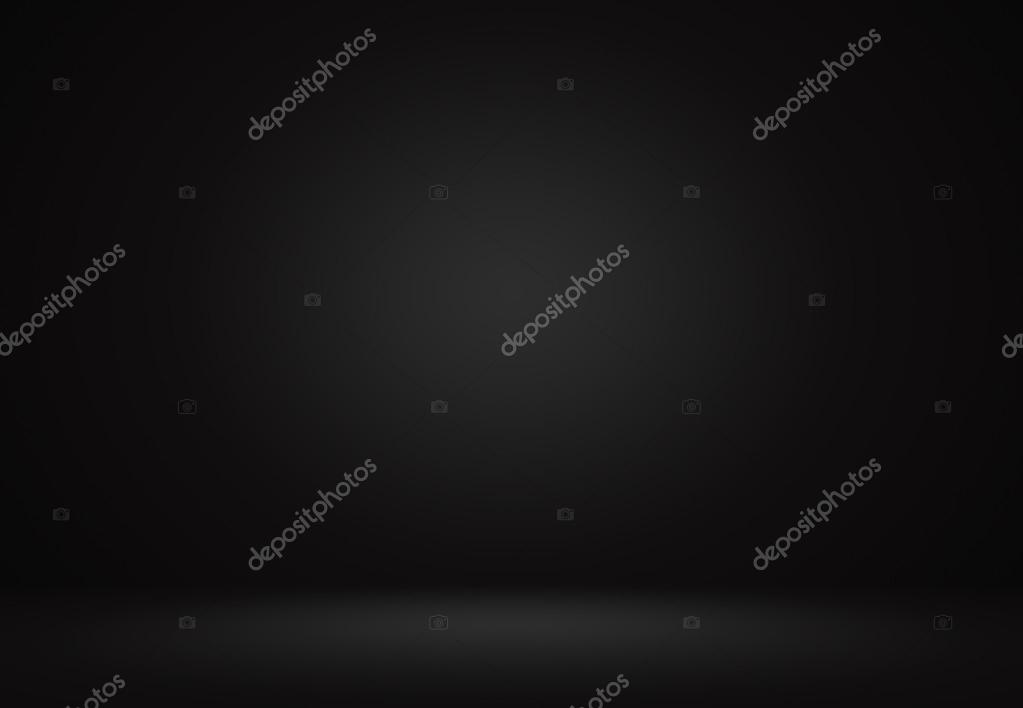 abstract black background Studio backdrop well use as background