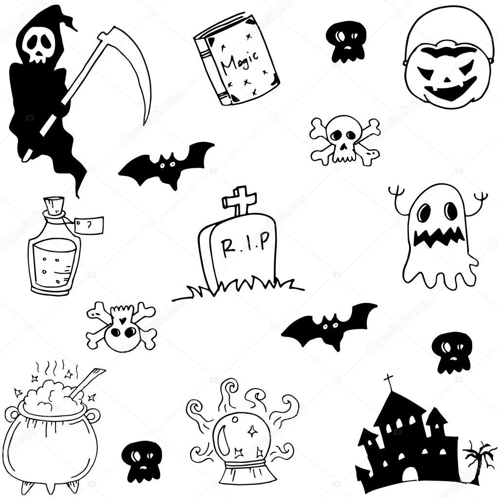 Halloween Tekeningen Maken.Hoe Teken Je Een Doodle Book Marketing