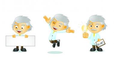 Mr Genius Mascot 1