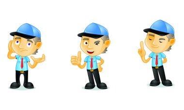 Postman Mascot 2
