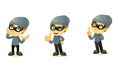 Thief Mascot 2