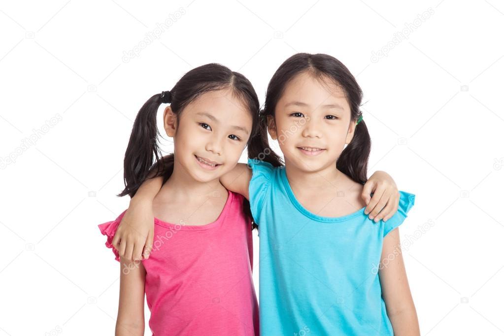 asijské dvojčata