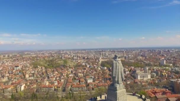 Aliosha monument in Plovdiv