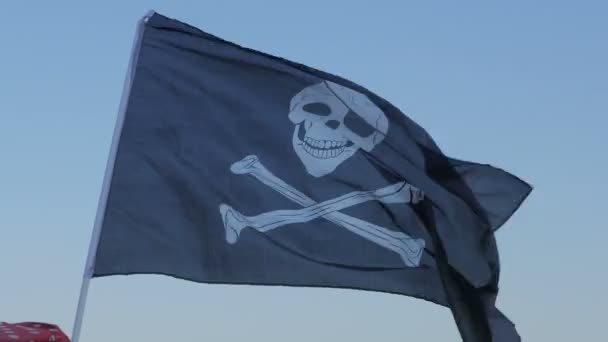 flag Jolly Roger 4K