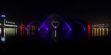 Fountain Poroshenko
