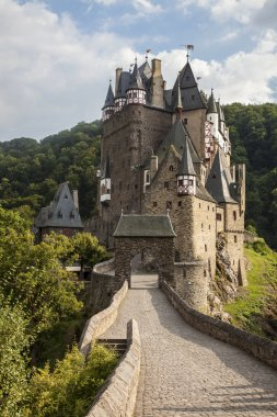 Medieval Castle, Burg Eltz, Germany