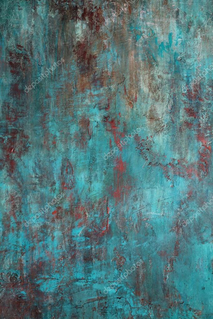 Turkise Farbe Wande Stockfoto C Ozina 105929226