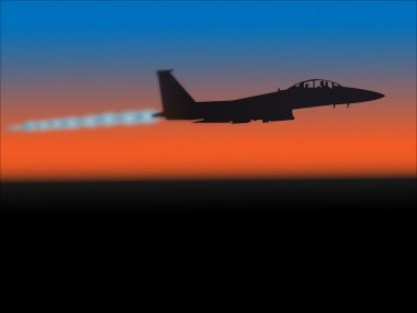 Plane military