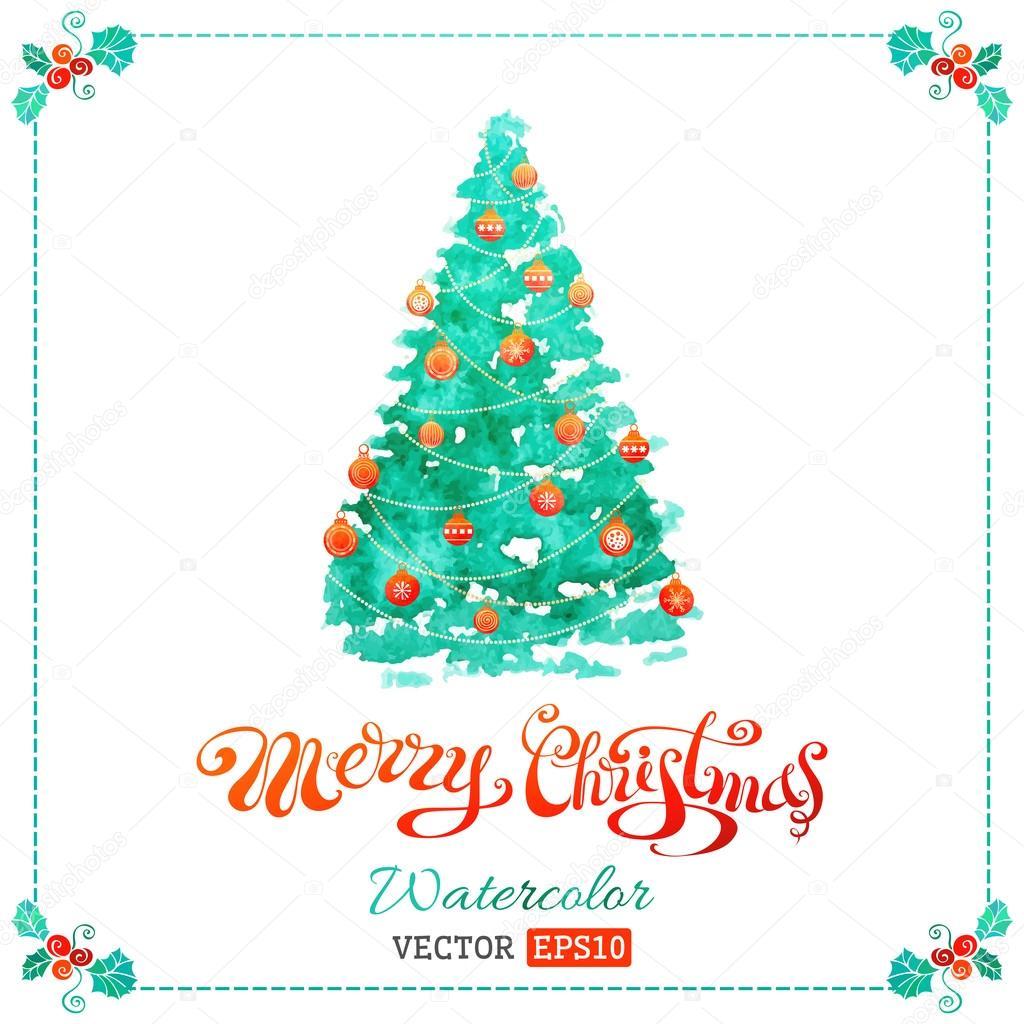 White Christmas Tree Balls