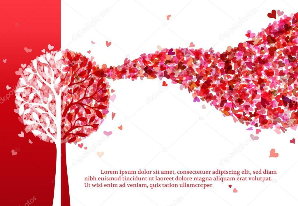 Tree of hearts.